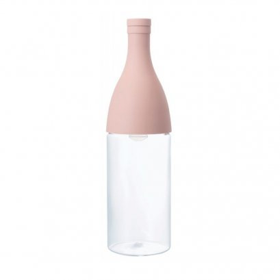 HARIO(096) Filter-In Bottle Aisne Smokey Pink /FIE-80-PGR