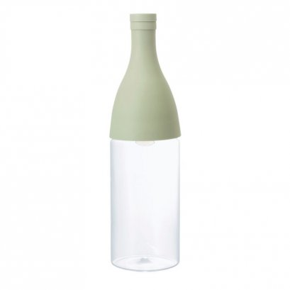 HARIO(097) Filter-In Bottle Aisne Smokey Green /FIE-80-SG