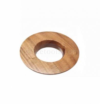 ฐานไม้ รองดริปเปอร์ทรงตะกร้า grade B