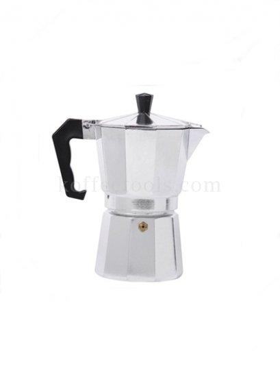 กาต้มกาแฟสด moka pot 1 cup (50 ml)
