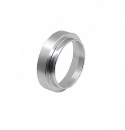 วงแหวนครอบด้ามชงกาแฟ 58 มม. สีเงิน