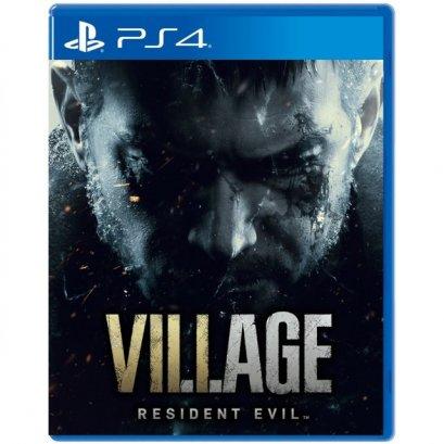 PS4 - Resident Evil 8 (Village)