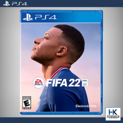PS4 - FIFA22