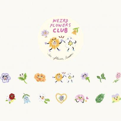 Weird flowers club