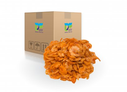 Dried Bang Jeud Shrimp (Small) by whole carton 10 kg