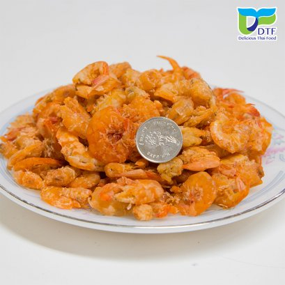 Dried Kaew Shrimp (Shelled)