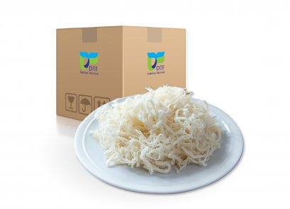 Dried Shredded Squid  (Spicy Korean Flavor) by whole carton 10 kg