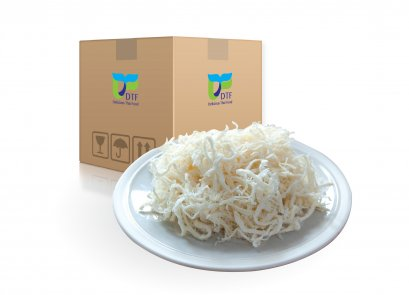 Dried Shredded Squid (Korean Flavor) by whole carton 10 kg