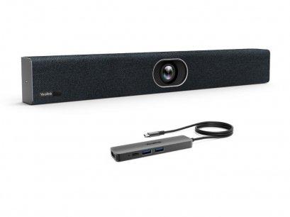 Yealink UVC40 All-in-One USB Video Bar · BYOD