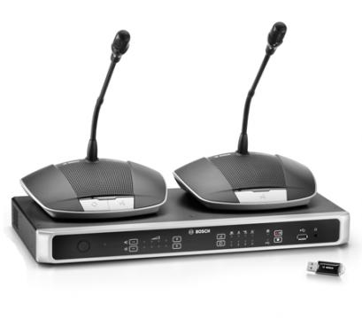 Bosch - CCS 1000D Digital Discussion System