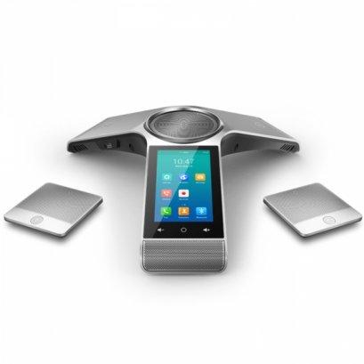 Yealink CP960 ไมโครโฟน พร้อม ลำโพงสำหรับ Video Conference รองรับการต่อ CPW90 แบบ wireless