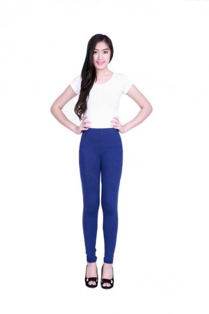 กางเกงเล็กกิ้ง ขายาว ไซด์ S-M