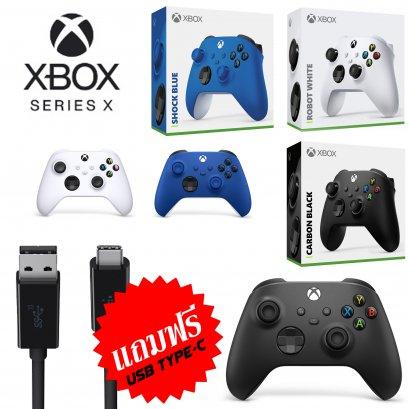 จอย Xbox Series X ดำ