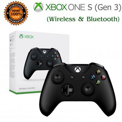 Xbox One S Controller (Gen 3) (Wireless & Bluetooth) ไม่มีของแถม