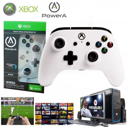 จอยPOWER A xbox one PC