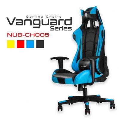 Nubwo Zanguard Gaming Chair - Blue (CH005) เก้าอี้ Nubwo Vanguard Gaming Chair - น้ำเงิน CH005