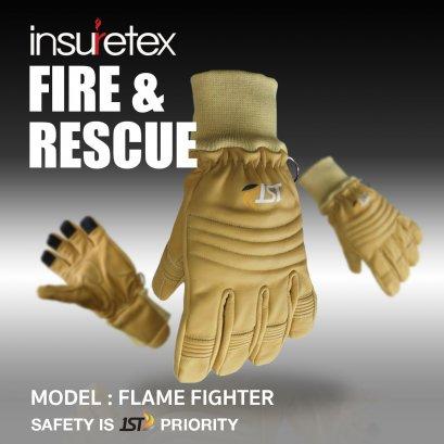ถุงมือดับเพลิง 1236 Flame Fighter