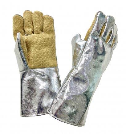 Aluminized PBI Gloves