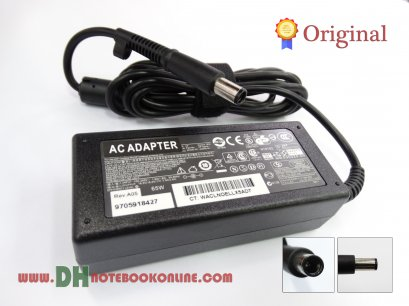 Adapter Notebook HP 18.5V 3.5A (7.4*5.0mm) ของแท้