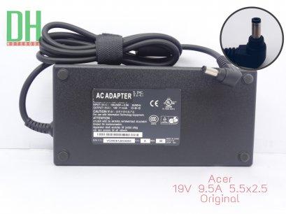 Adapter Acer 19V 9.5A (5.5*2.5) เเท้