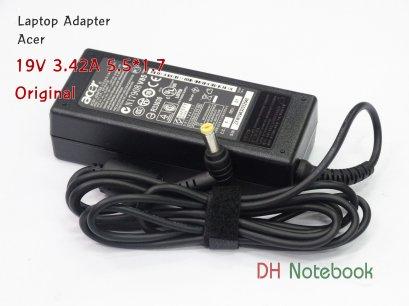 Adapter ACER 19V 3.42A 5.5*1.7 ของแท้