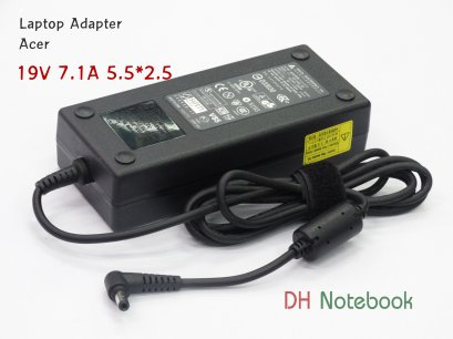 Adapter For LENOVO ACER HP 19V 7.1A (5.5*2.5) ของแท้