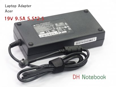 Adapter Acer 19V 7.1A 5.5*2.5 slim เเท้
