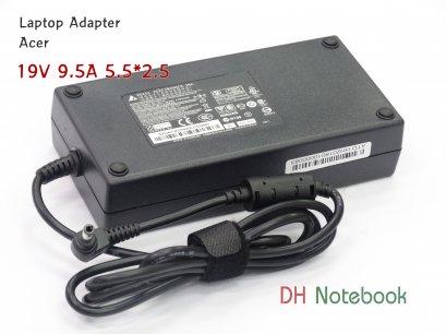 Adapter Acer 19V 7.1A 5.5*2.5 slim เเท้