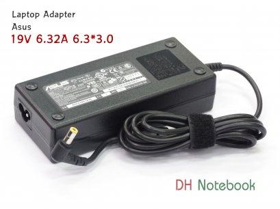 Adapter Asus 19V 6.32A 6.3*3.0mm slim ของเเท้