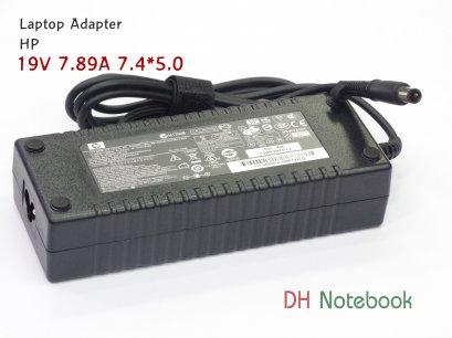 Adapter For HP 19V 7.89A 7.4*5.0 ของแท้