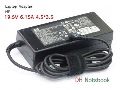 Adapter For HP 19.5V 6.15A (4.5*3.0) ของแท้