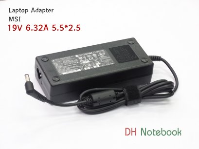 Adapter MSI 19V 6.32A 5.5*2.5