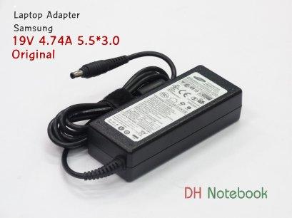 Adapter Samsung 19V 4.74A 5.5*3.0 ของแท้