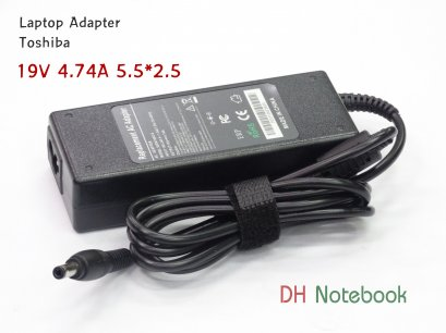Adapter TOSHIBA 19V 4.74A 5.5*2.5