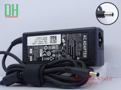 Adapter Dell 19.5V 3.34A (4.5*3.0) เเท้