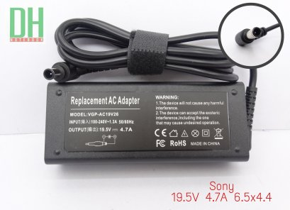 Adapter Sony 19.5V 4.7A (6.5x4.4)