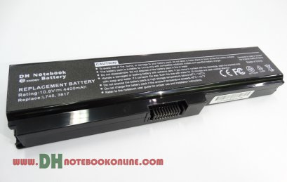 Battery Notebook Toshiba 3817