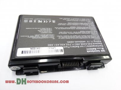 Battery Notebook Asus K40