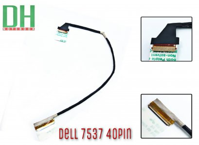 Dell 7537 40pin Video Cable