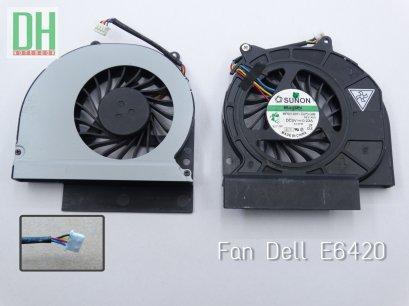 Fan Dell E6420