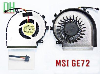 Fan MSI GE72