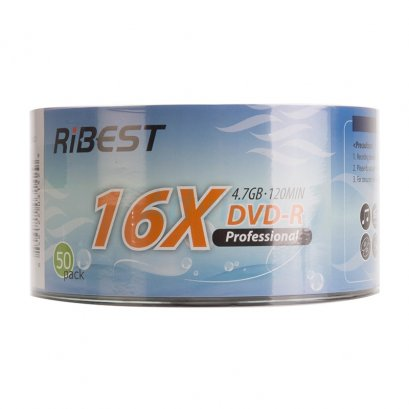 DVD-R RIBEST (50/Pack)