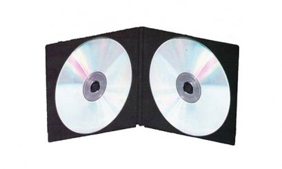 กล่องใส่ CD 2 แผ่น (แพค 20 กล่อง)