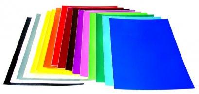 สติ๊กเกอร์ PVC สี A4 (แพ็ค20แผ่น)