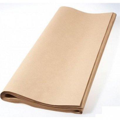 กระดาษคราฟน้ำตาล 70 X 106 cm. (1 รีม/500 แผ่น)