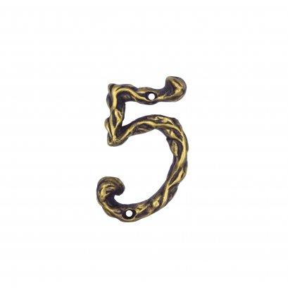 เลขอารบิค - 5