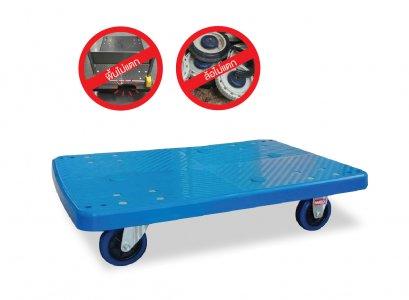 ดอลลี่ รถเข็นของไฟเบอร์เทค รับน้ำหนัก150-675 กก. รุ่น Popular Happy Move 54417,54424,54431