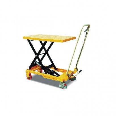 รถยกแบบโต๊ะยก150กก.Table lift truck Happy Move 53366