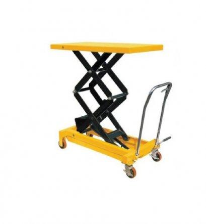 รถยกแบบโต๊ะยกสูง1.4เมตร 850กก.Table lift truck 53403