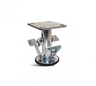 ฟลอร์ล็อคสแตนเลส Floor Lock ขนาด 4 นิ้ว ยี่ห้อ Happy Move 58811,58828